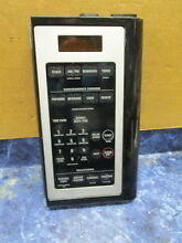 GE MICROWAVE CONTROL PANEL PART  WB07X10698