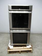 THERMADOR MED272JS 27  4 2 cu ft  True Convection Double Electric Wall Oven S S