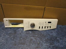 FRIGIDAIRE WASHER CONTROL PANEL PART  137166700 137006060