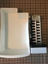 GE Kenmore Refrigerator Freezer Ice Maker Unit WR30X0289 w  Bucket