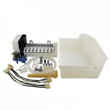 RIM313  Replacement Icemaker Kit fits Roper  Kenmore  Whirlpool