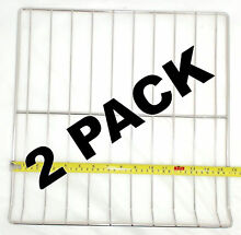 2 Pk  Oven Rack for General Electric  AP2031324  PS249751  WB48X5094