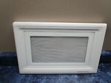 GE MICROWAVE DOOR PART  WB55X10275