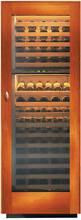 Brand New Sub Zero  427GRH 27 Inch Built in Dual Zone Wine Storage Panel Ready