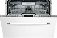 Gaggenau 24  44 dBA  2 Cycle Options Fully Integrated Custom Dishwasher DF251761