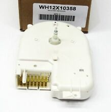 WH12X10358 Genuine GE Washer Washing Machine Timer Control AP3995049 PS1482389