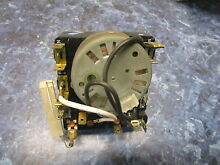 MAYTAG DRYER TIMER PART  31001731