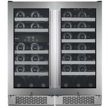 Avallon AWC500TZ Built In 30  Wide 50 Bottle Capacity Wine Cooler