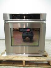 Dacor Distinctive 27  4 5 cu  ft Single Electric Stainless Wall Oven DTO127S