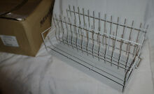 NOS Miele Dishwasher Part E205 Tall Glassware Insert Rack Coated Metal U 890