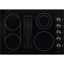 Frigidaire RC30DE60PB 30 Inch 4 Burner Smoothtop Electric Cooktop with Built In