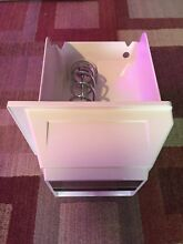 GE Refrigerator Freezer Ice Maker Bucket Assembly WR49X10183 WR17X2864 WR30X264