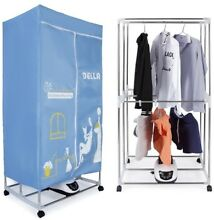 Della 15KG Compact Electric Portable Energy Saving Clothing Dryer Rack For In