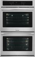 Frigidaire Gallery Series 30  Double Electric Wall Oven Stainless FGET3065PF