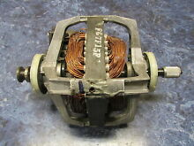 FRIGIDAIRE DRYER DRIVE MOTOR PART   134156500 131560100