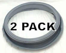 2 Pk  Front Load Washer Boot  for Whirlpool  Sears  AP3597347  PS