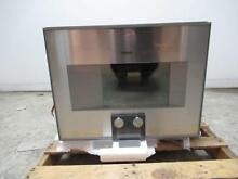 Gaggenau 400 Series 24  Recipe Saver Combi Steam Convection SS Oven BS474611