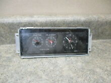 GE RANGE OVEN CLOCK PART  WB11K5005