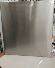 General Electric Dishwasher Stainless cover panel wd27x10211