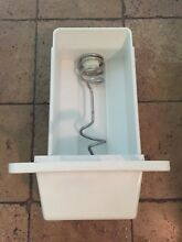 Maytag Refrigerator Freezer Ice Maker Auger Bucket Assembly 61003319
