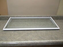 SUBZERO REFRIGERATOR GLASS SHELF PART  7005165