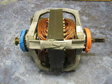 MAYTAG DRYER MOTOR PART   6 3715110