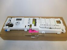 LG Genuine OEM  EBR62280701  PCB User Interface Control Board Part for Washers
