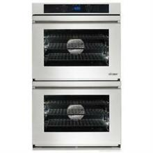 Dacor Renaissance 30  4 8 cu  ft  6 Modes SS Double Electric Wall Oven RNO230FS