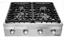 Dacor Distinctive  DRT304SNG 30  Drop in Gas Rangetop Cooktop
