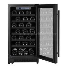 THOR KITCHEN 46 Bottles Built In Wine Cooler Refrigerator Touch Control T2P4