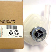 WP35 6780 Genuine OEM Whirlpool Maytag Washer Washing Machine Pump 35 6780