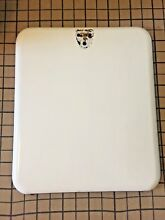 Vintage Chambers Stove Range Oven White Outer Utility Door Very Nice Finish