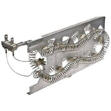 NAPCO 3387747 Electric Clothes Dryer Heat Element for Whirlpool 3387747