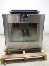 Gaggenau 400 Series 30  17 Modes Single Electric Convection Wall Oven BO480611