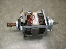 GE DRYER MOTOR PART  WE17X23463