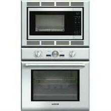 Thermador 30  True Convection SoftClose Stainless Combo Wall Oven PODM301J