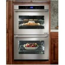 Dacor Distinctive 30  4 8 cu  ft 6 Modes Double Electric SS Wall Oven DTO230S