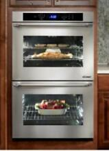 Dacor Distinctive 30  4 8 cu  ft Convection Double Electric Wall Oven DTO230S