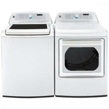 Kenmore Elite Top Load Laundry 5 2 cu  ft  Washer   Electric Dryer Bundle in
