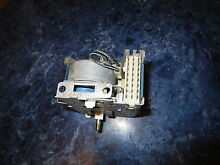 FRIGIDAIRE WASHER TIMER PART  131436700
