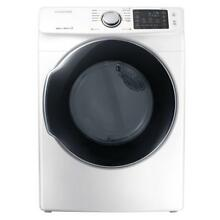 Samsung  Electric Dryer  DVE45M5500W