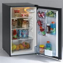 Avanti Refrigerator  Energy Star  Defrost  Glass Shelves  Compact  4 4 cu  ft