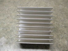 GE DRYER TRIAC HEAT SINK PART   WE4M427