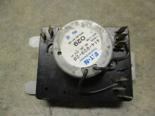HOTPOINT DRYER TIMER PART   WE4X838