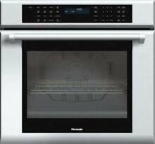 Thermador 30  13 Modes SS Single True Convection Electric Wall Oven ME301JP