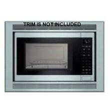 Thermador 24  1 5 cu  ft  10 Power Levels Built in Stainless Microwave Oven MCES