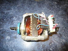 WHIRLPOOL DRYER MOTOR PART  3398046