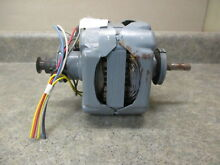 GE DRYER MOTOR PART   W10410999