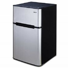 Mini Refrigerator Della Portable Electric Fridge Freezer Smaller Spaces Compact