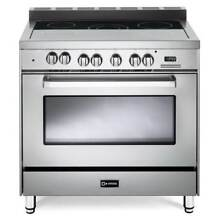 Verona VEFSEE365SS Stainless Steel 36 W Electric Range